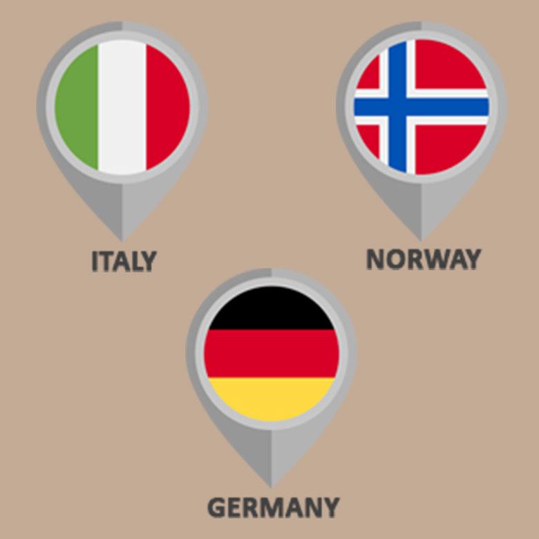 italia-germania-norvigia
